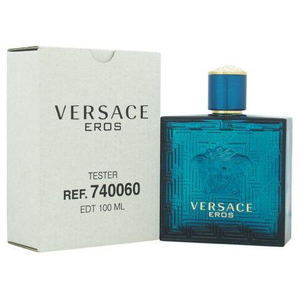 Versace Eros 100 ml. - Туалетная вода - Мужской - ( TESTER ), фото 2