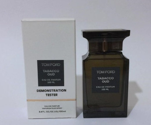 Tom Ford Tobacco Oud 100 ml. - Парфюмированная вода - Унисекс - ( TESTER ), фото 2