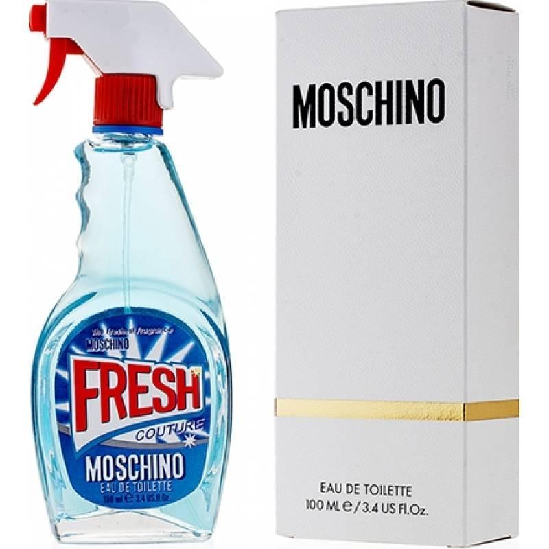 Moschino Fresh Couture 100 ml. - Туалетная вода - Женский (тестер)