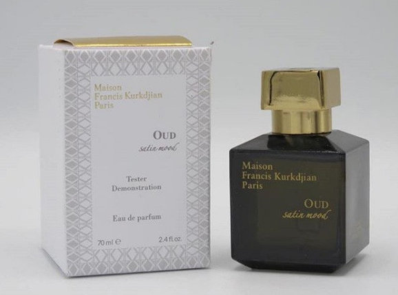 Oud Satin Mood Maison Francis Kurkdjian для мужчин и женщин, 100мл, тестер, фото 2