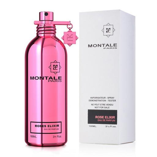 Montale Roses Elixir 100 ml. - Парфюмированная вода - Женский - ( TESTER )