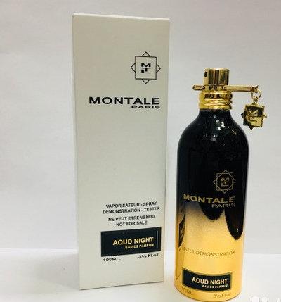 Montale Aoud Night 100 ml. - Парфюмированная вода - Унисекс - ( TESTER ), фото 2