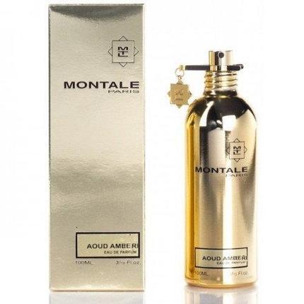 Montale Aoud Ambre 100 ml. - Парфюмированная вода - Унисекс, фото 2