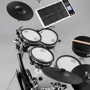 электронные барабаны и установки