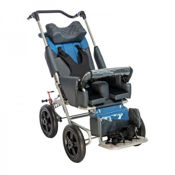 Детская инвалидная коляска ДЦП Akcesmed Рейсер Rc - фото 3