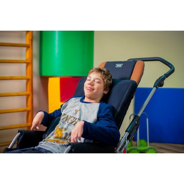 Детская инвалидная коляска ДЦП Akcesmed Рейсер Rc - фото 7