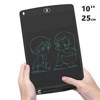 Планшет электронный для рисования и заметок графический LCD Writing Tablet со стилусом (10 дюймов)