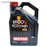 Моторное масло MOTUL 8100 Eco Clean 0W-30, 1 л 102888