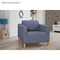 Чехол для кресла Verona, синий