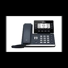 Yealink SIP-T53 SIP-телефон (12 аккаунтов, USB, GigE, Рое) без БП