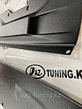 Обшивка багажника с аварийным знаком Гранта FL, фото 4
