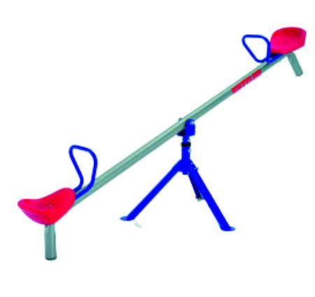 Детская качеля балансир синяя зеленая красная