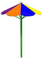 Козырек для песочницы, разноцветный