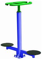 Уличный тренажер Твистер универсальный, для спины рук ног пресса