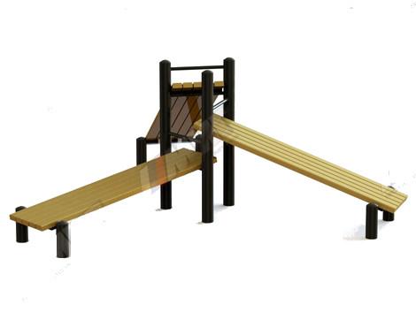 Спортивный комплекс, скамейки спортивные
