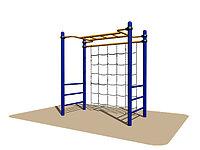 Спортивное оборудование Romana с лестницей, рукоходом, лаз цепной, метал
