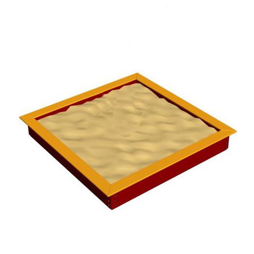 Песочница Romana деревянная, для дошкольного м младшего школьного возраста