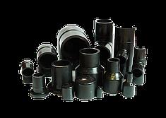 Фитинги ПЭ-100 для гладких труб