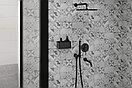Кафель   Плитка настенная 20х60 Терраццо   Terrazzo серый пэчворк, фото 4