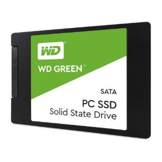"Накопитель твердотельный WD Твердотельный накопитель SSD WD Green 3D NAND WDS100T2G0A 1ТБ 2,5"" SATA-III (TLC)"