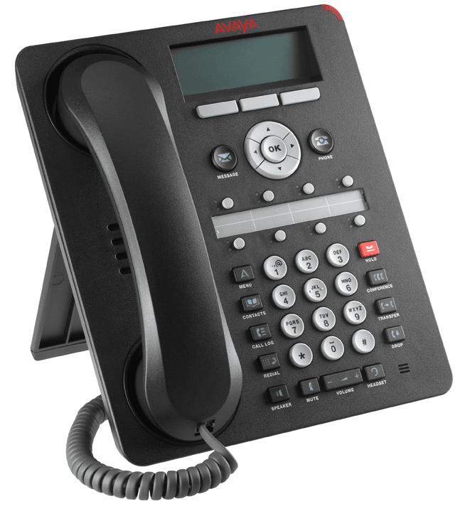 Телефон ip Avaya IP PHONE 1608-I IP DESKPHONE ICON ONLY