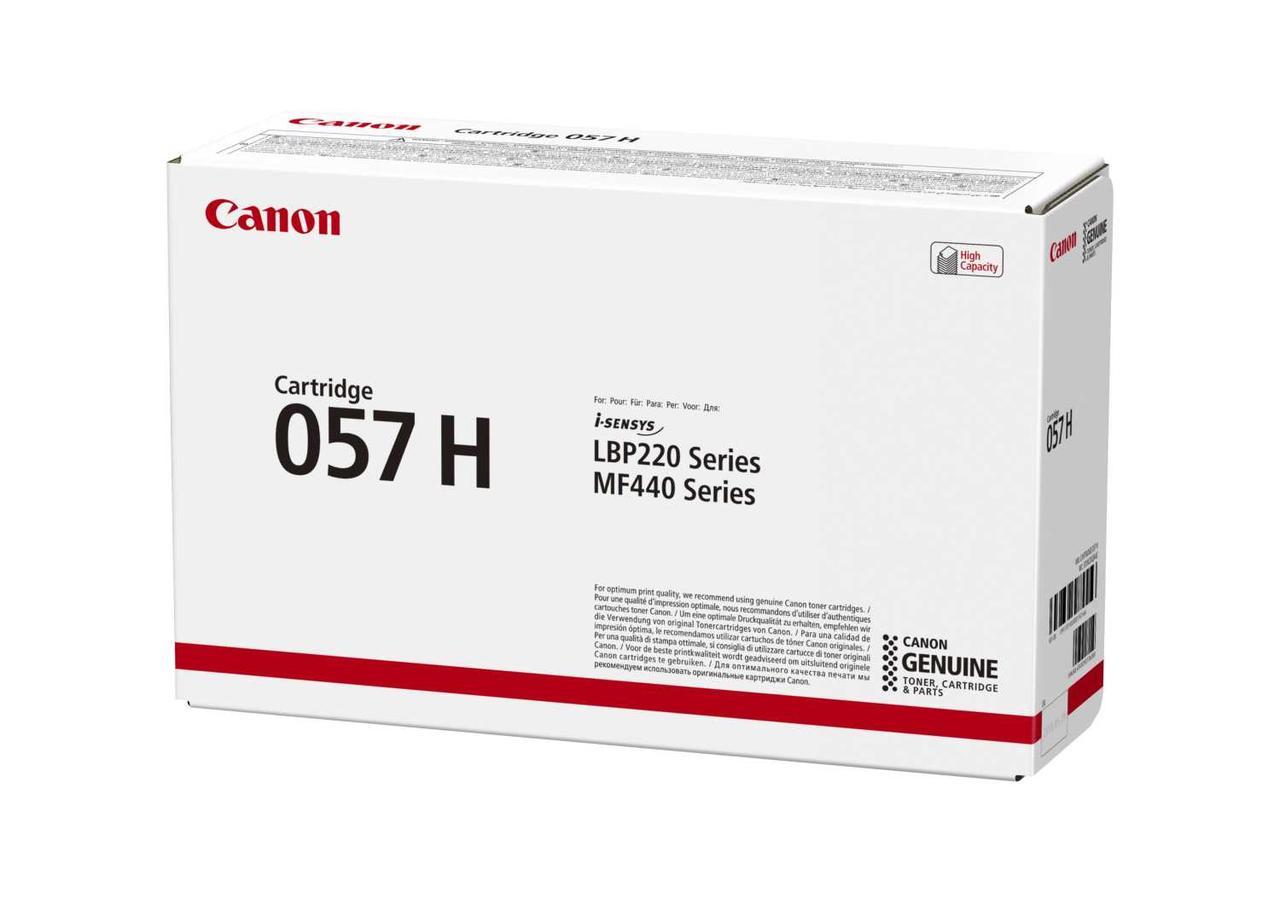 Картридж Canon 3010C002 Картридж-тонер CRG052H для LBP212dw LBP223dw LBP226x MF443dw MF445dw MF446x MF449x