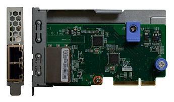 Плата коммуникационная Lenovo ThinkSystem 1Gb 2-port RJ45 LOM