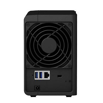 Сетевое оборудование Synology Сетевой NAS-сервер Synology DS218 2xHDD NAS-сервер All-in-1