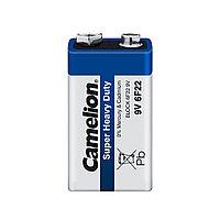 Батарейка CAMELION Super Heave Duty 6F22-SP1B