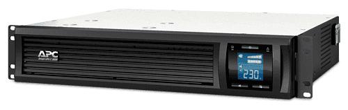 Источник бесперебойного питания APC Smart-UPS SC, Line-Interactive, 3000VA / 2100W, Rack, IEC, LCD, USB