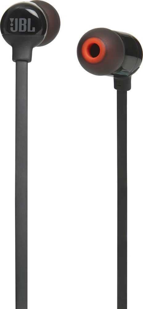 Наушники JBL Беспроводная гарнитура  JBL T110BT, черная