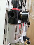 BFC4000 фильтр-легулятор   с манометром, фото 3