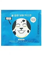 MINGKOU Тканевая маска увлажнение и улучшение цвета лица собака