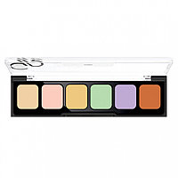 Крем-камуфляж Correct&Conceal Camouflage Cream Palette