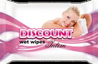 Влажные салфетки для интимной гигиены 20шт