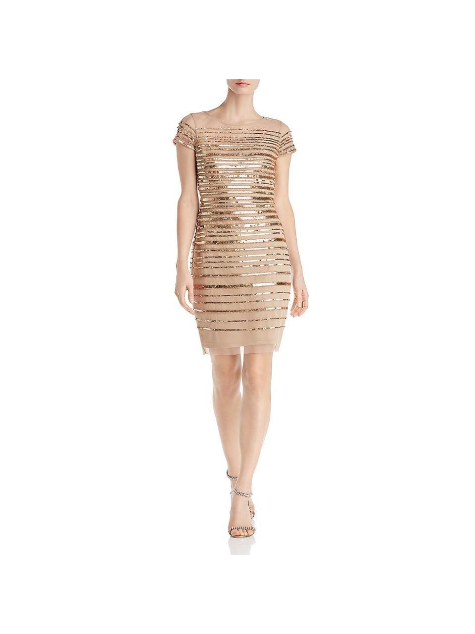 Adrianna Papell Женское платье-Т1
