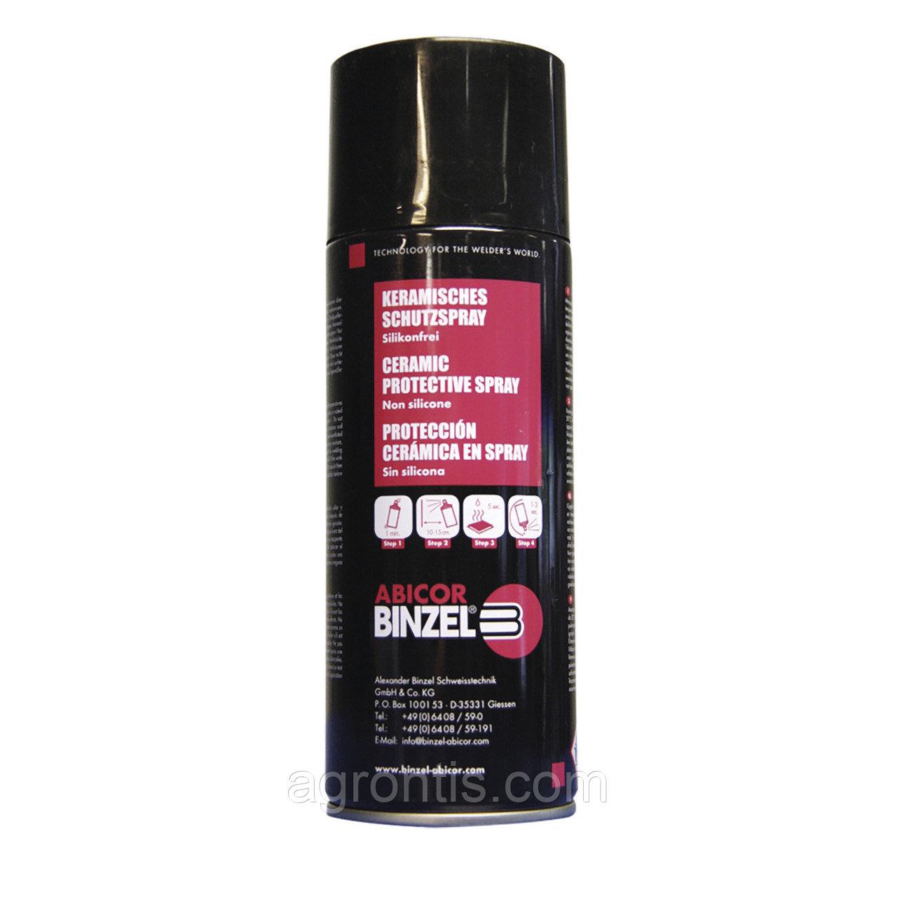 Керамический защитный спрей,400 мл (ABICOR BINZEL®)