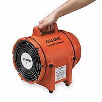 Взрывозащищенный вентилятор / Axial Explosion Proof Confined Space Fan