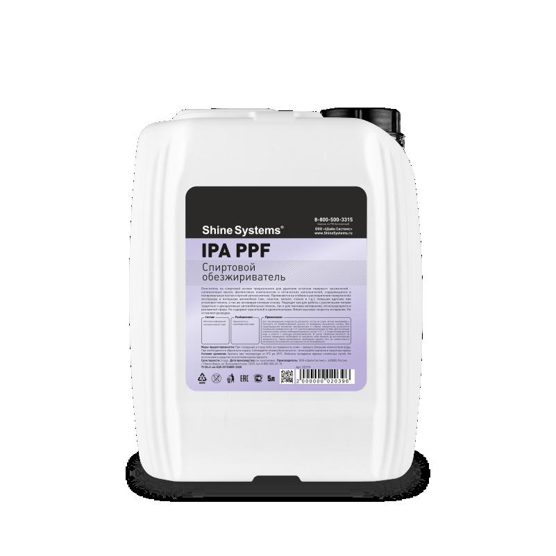 IPA PPF – спиртовой обезжириватель  (канистра 5 л)