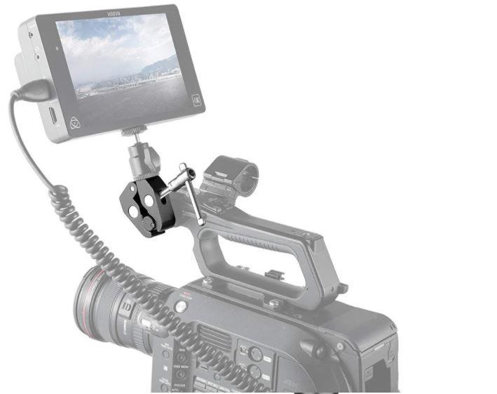 Зажим крепление для студийных аксессуаров металлический до 54 мм - фото 5