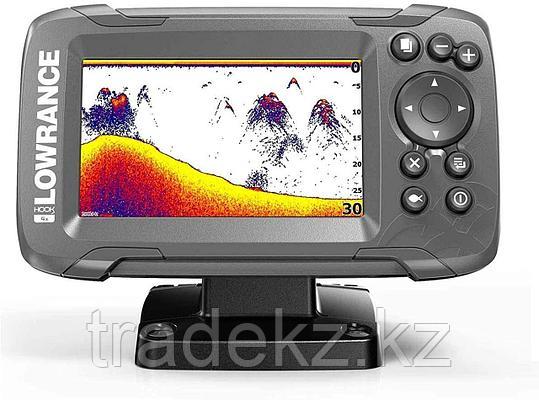 Навигатор-эхолот Lowrance HOOK2-4X GPS, фото 2