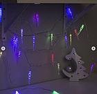 """Гирлянда """"Сосульки"""",  5 метров, мульти-свечение, фото 2"""