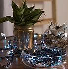 """Гирлянда """"Нить"""", 7 метров, синее свечение, фото 4"""