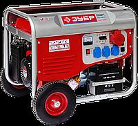 Генератор бензиновый ЗЭСБ-5500-Н