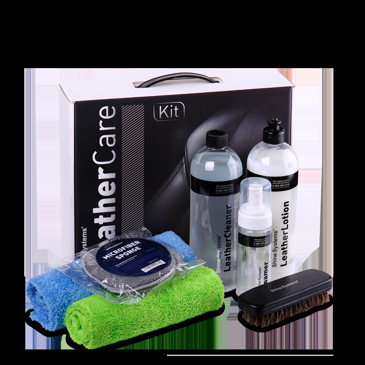 LeatherCare Kit – набор для ухода за кожей