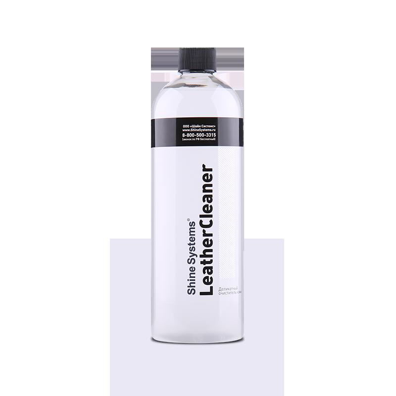 LeatherCleaner – деликатный очиститель кожи (750 мл)