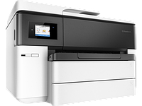 МФУ струйное HP HP G5J38A HP OfficeJet Pro 7740 WF AiO Printer (A3), Color Ink Printer/Scanner/Copier/Fax/ADF, фото 1