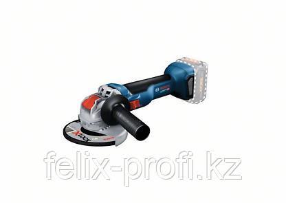 Аккумуляторная угловая шлифмашина Bosch GWX 18V-10
