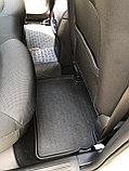 Резиновые коврики с высоким бортом для Mazda CX-5 II 2017-н.в., фото 4