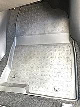 Резиновые коврики с высоким бортом для Mazda CX-5 II 2017-н.в., фото 2